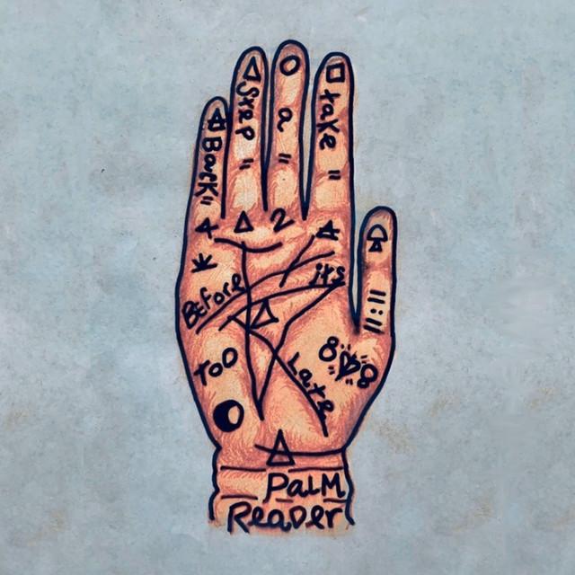 Palm Reader Image