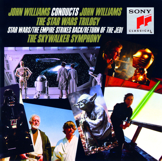 Star Wars Episode Iv A New Hope Cantina Band Song By John Williams Skywalker Symphony Orchestra Spotify