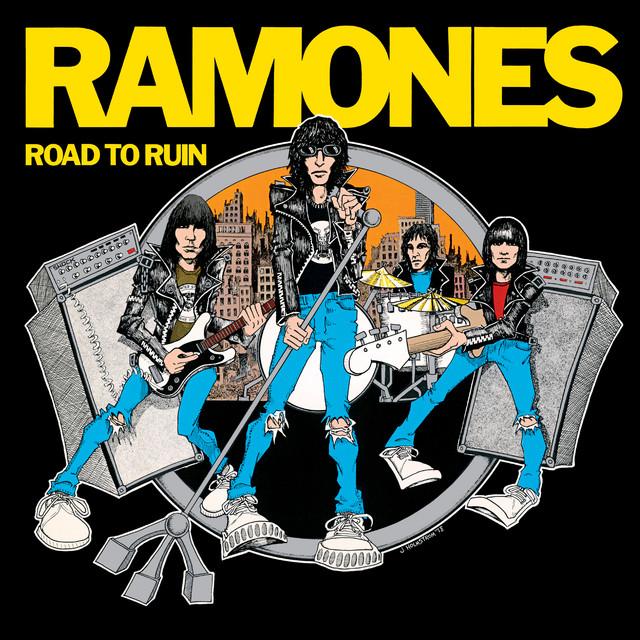 Ramones  Road To Ruin :Replay