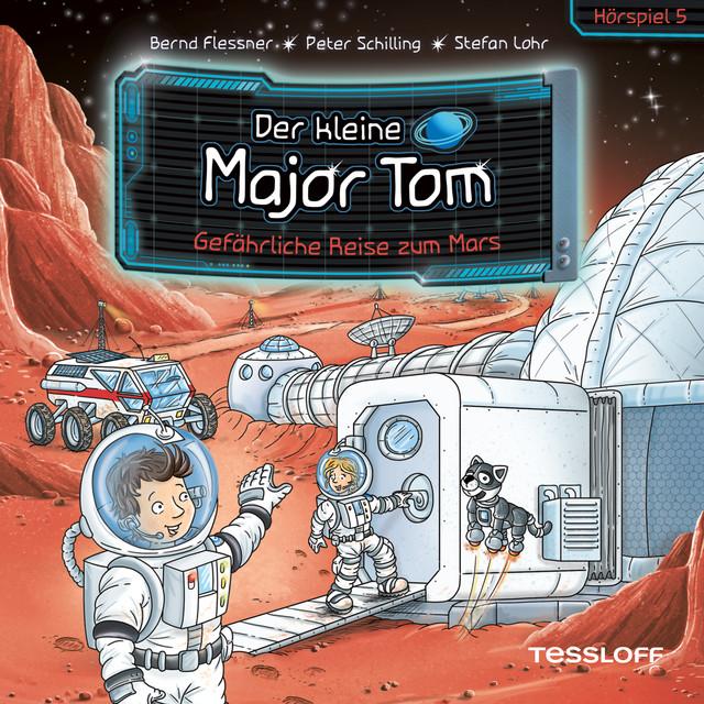 05: Gefährliche Reise zum Mars Cover