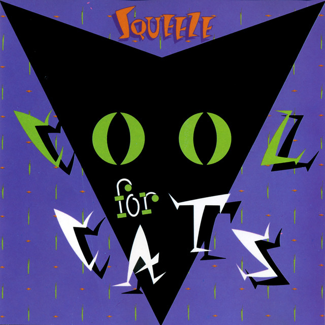 Cover art for Cool For Cats by Squeeze