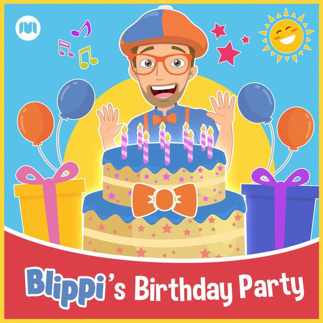 Blippi's Birthday Party