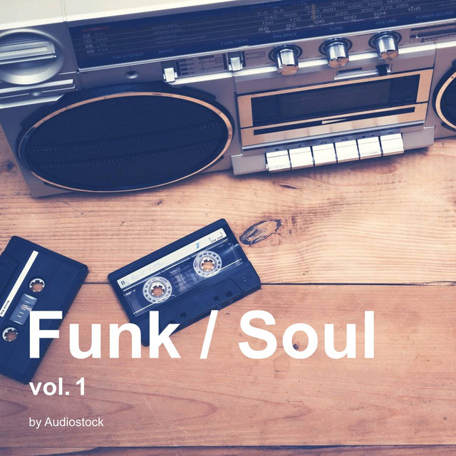 Funk / Soul Vol.1 -Instrumental BGM- by Audiostock