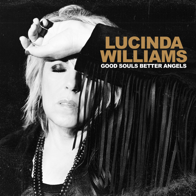 Lucinda Williams - Good Souls Better Angels cover