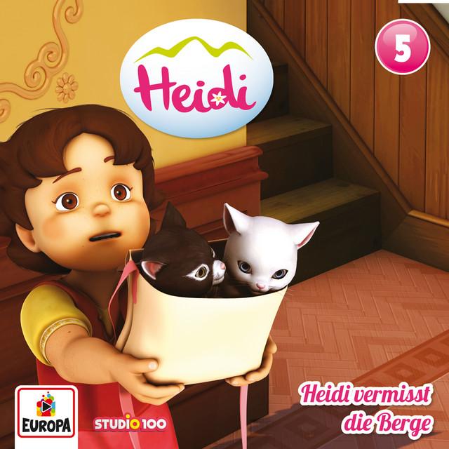 05 - Heidi vermisst die Berge (CGI) Cover