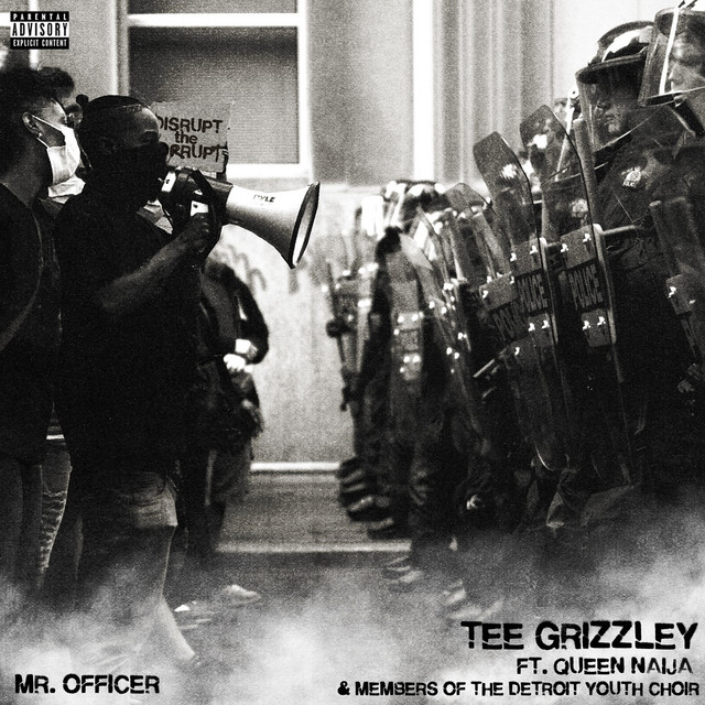 Queen Naija & Tee Grizzley - Mr. Officer (feat. Queen Naija and members of the Detroit Youth Choir) cover