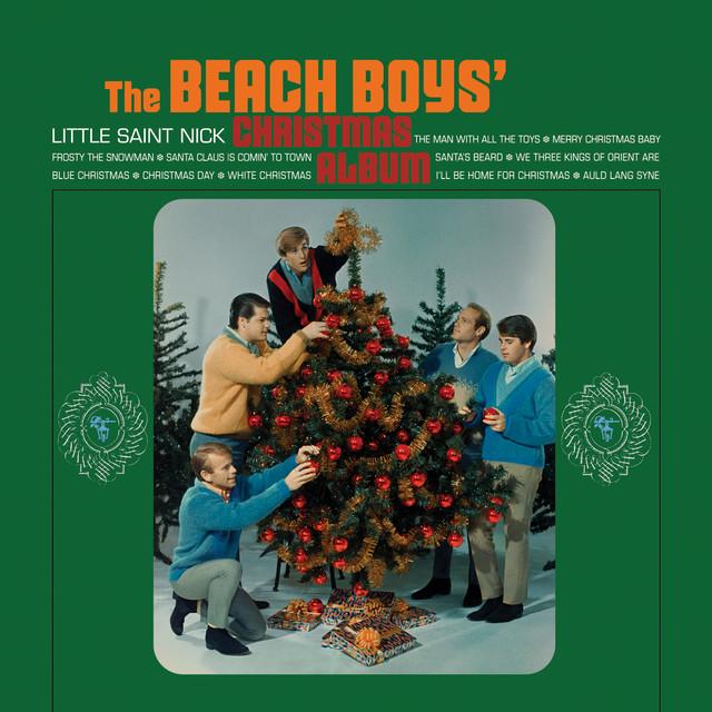 The Beach Boys Little Saint Nick - 1991 Remix acapella