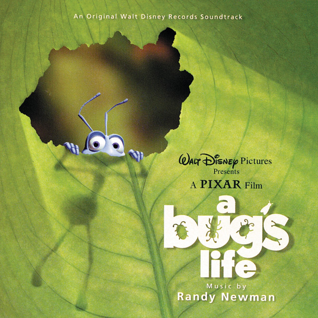 A Bug's Life - Official Soundtrack