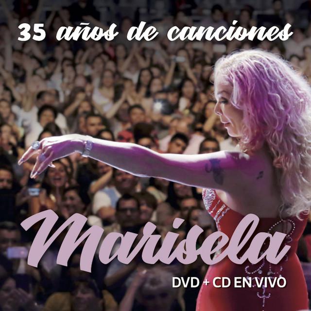 Album cover for 35 Años De Canciones by Marisela