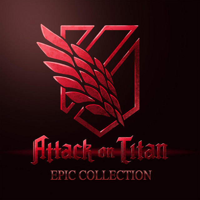 Album cover for Attack on Titan: Epic Collection by Samuel Kim