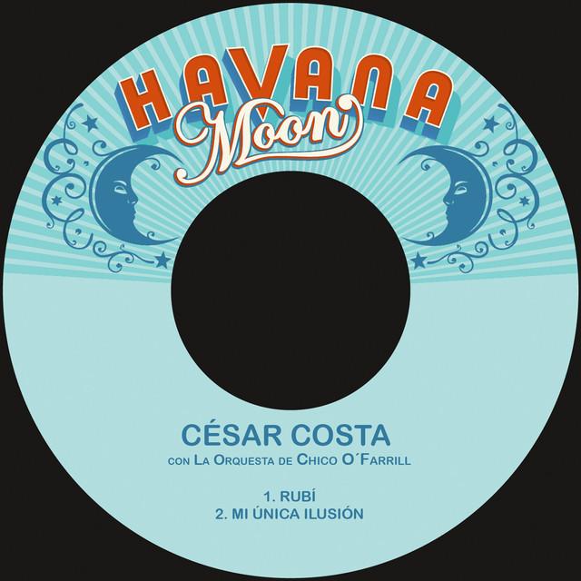 Cesar Costa con la Orquesta de Chico O´Farrill