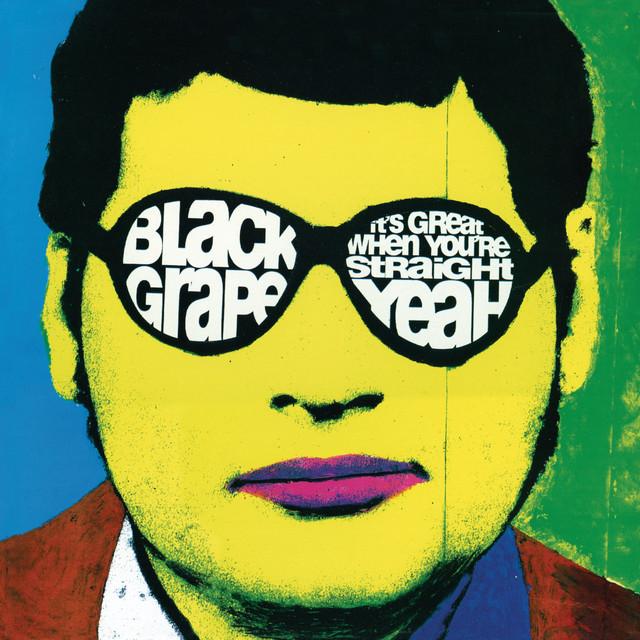 Cover art for Reverend Black Grape by Black Grape