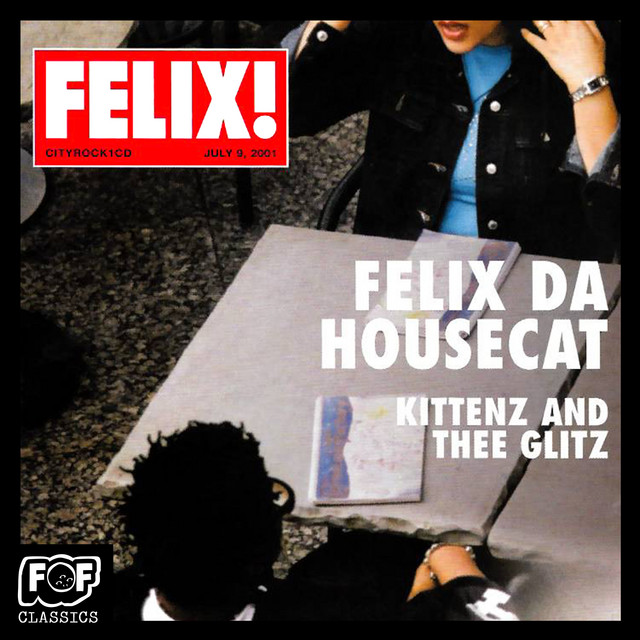 Silver screen (Shower scene) - Felix Da Housecat ft. Miss Kittin