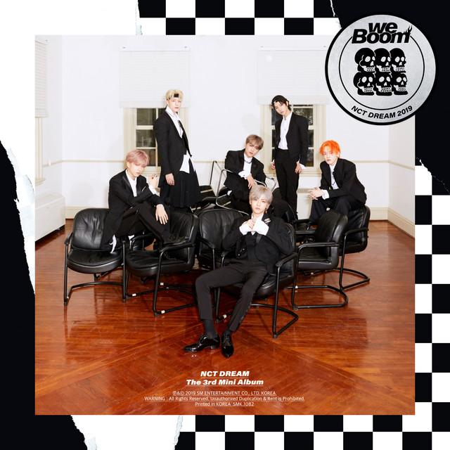 We Boom - The 3rd Mini Album - BOOM