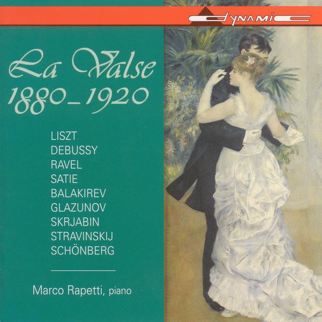 La Valse, 1880-1920