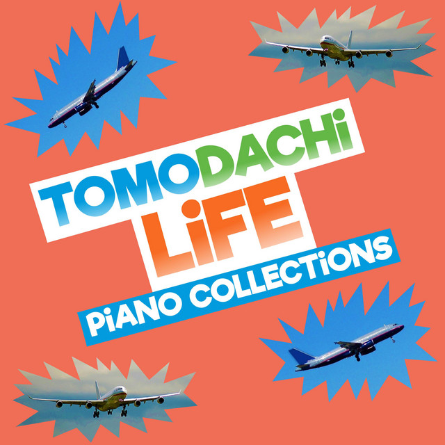 Album cover for Tomodachi Life Piano Collections by daigoro789