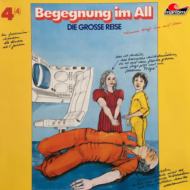 Folge 4: Begegnung im All Cover