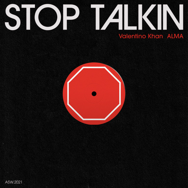 Stop Talkin album cover