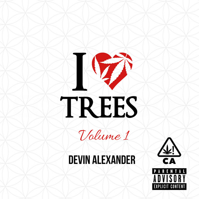 I Love Trees Volume 1