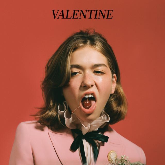 Valentine album cover