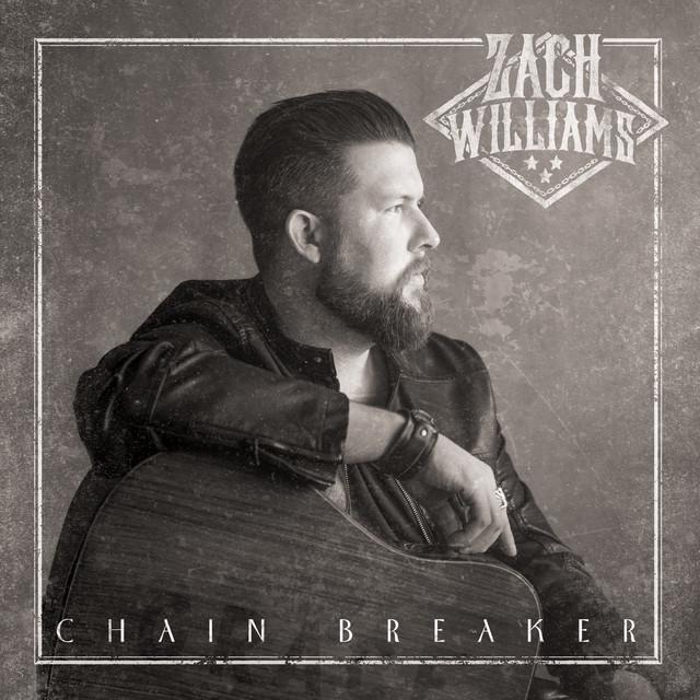 Zach Williams album cover