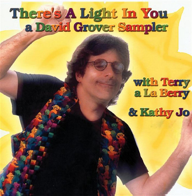 There's A Light In You by David Grover