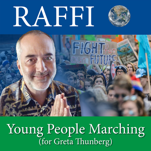 Young People Marching (for Greta Thunberg) by Raffi