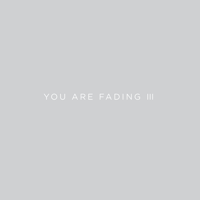 You Are Fading, Vol. 3 (Bonus Tracks 2005 - 2010)