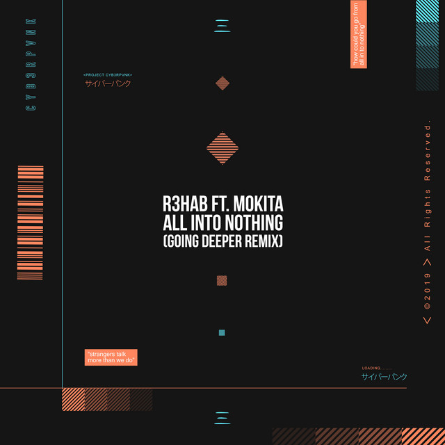 All Into Nothing (Going Deeper Remix)