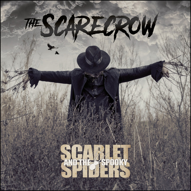 Scarlet and The Spooky Spiders