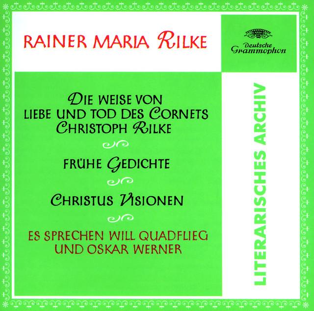 Die Weise Von Liebe Und Tod Des Cornets Christoph Rilke By