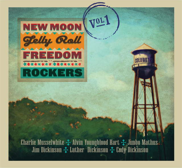 New Moon Jelly Roll Freedom Rockers - Volume 1