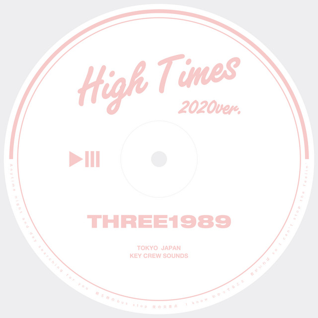 High Times (2020ver.) Image