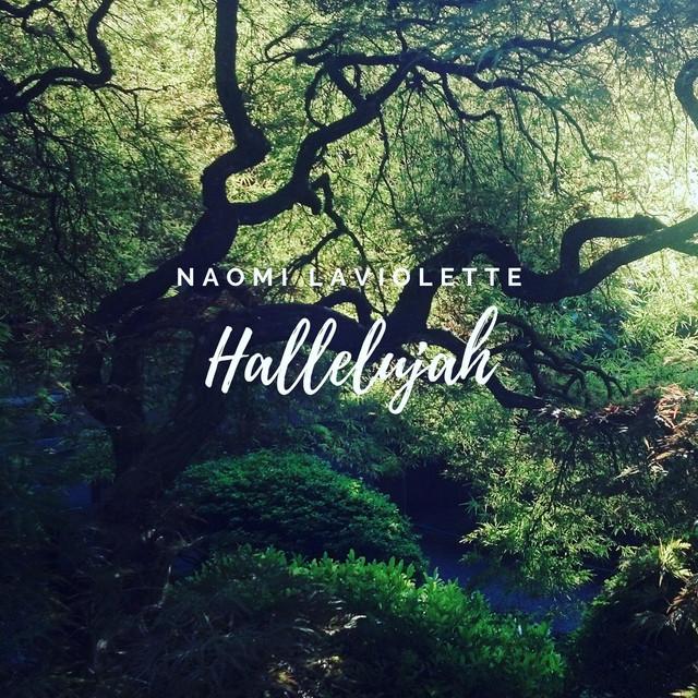 Naomi LaViolette - Hallelujah (Piano & Vocal)