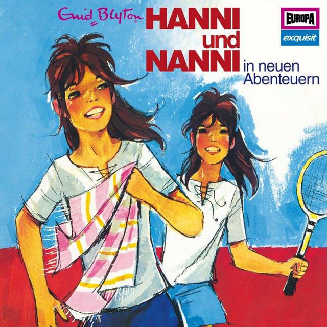 Klassiker 3 - 1972 Hanni und Nanni in neuen Abenteuern Cover