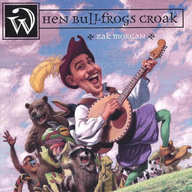 When Bullfrogs Croak by Zak Morgan