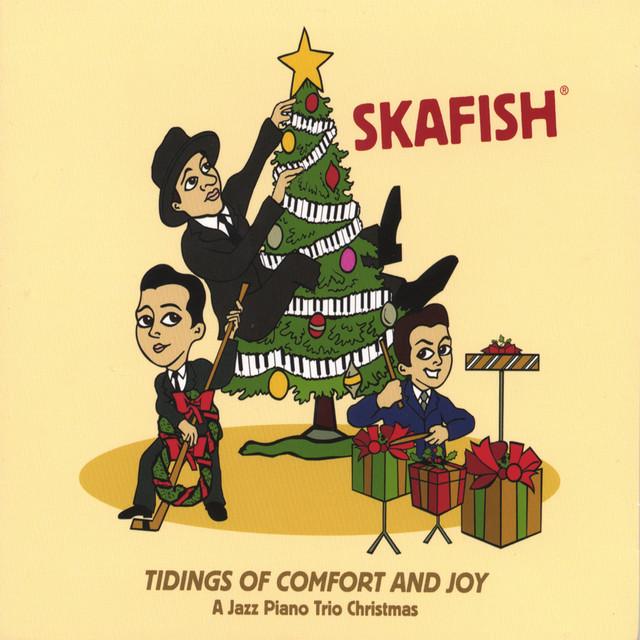 Tidings Of Comfort And Joy: A Jazz Piano Trio Christmas