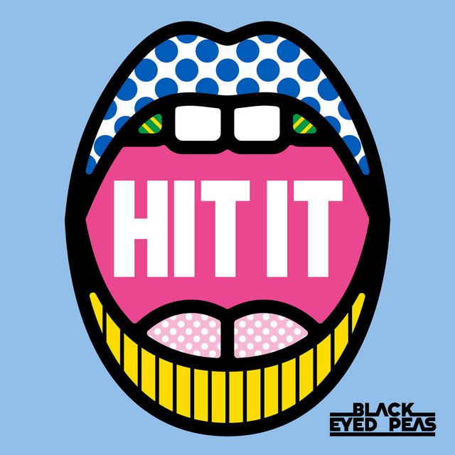 HIT IT album cover