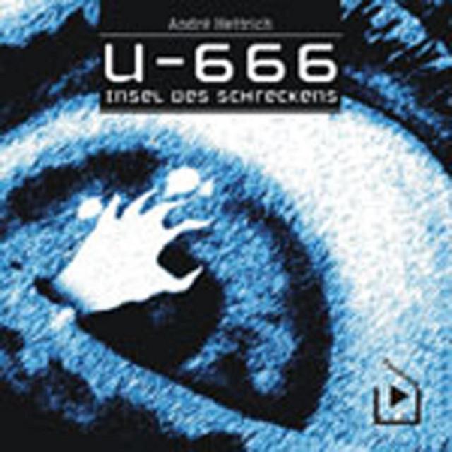 U666 - Teil 02 - Insel des Schreckens Cover