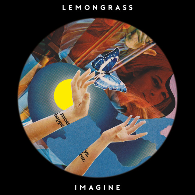 Album cover for Imagine by Lemongrass