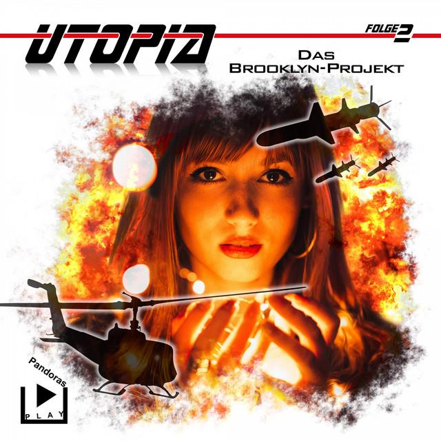 Utopia 2 - Das Brooklyn-Projekt Cover