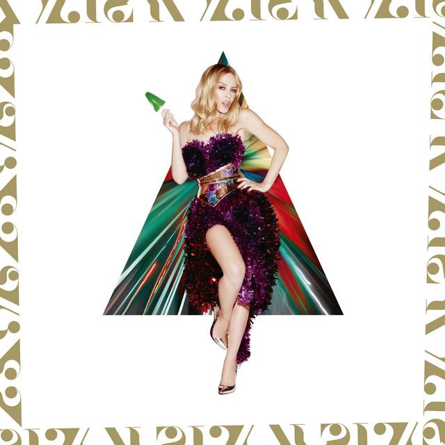 Kylie Minogue At Christmas acapella
