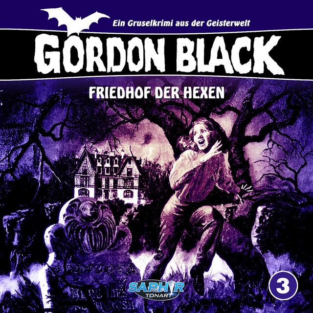 Folge 3: Friedhof der Hexen Cover