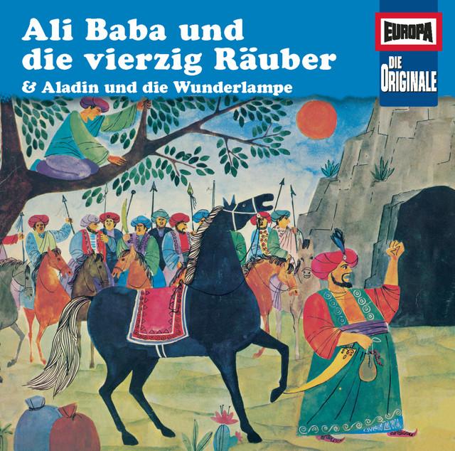 027/Ali Baba und die vierzig Räuber/ Aladin
