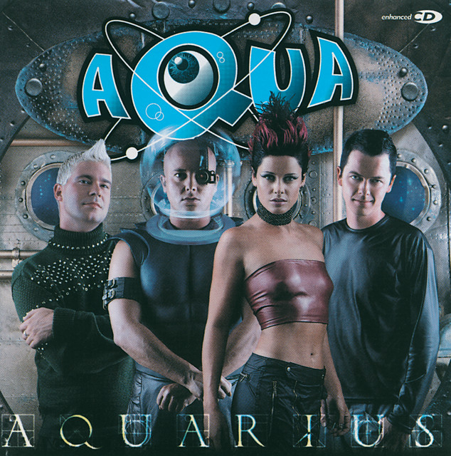 Artwork for We Belong To The Sea by Aqua