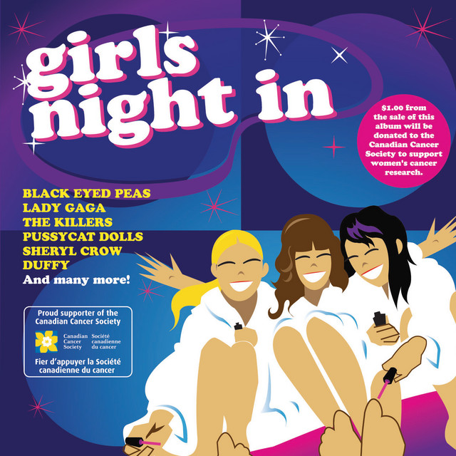 Girls Night In: Presented By The Canadian Cancer Society