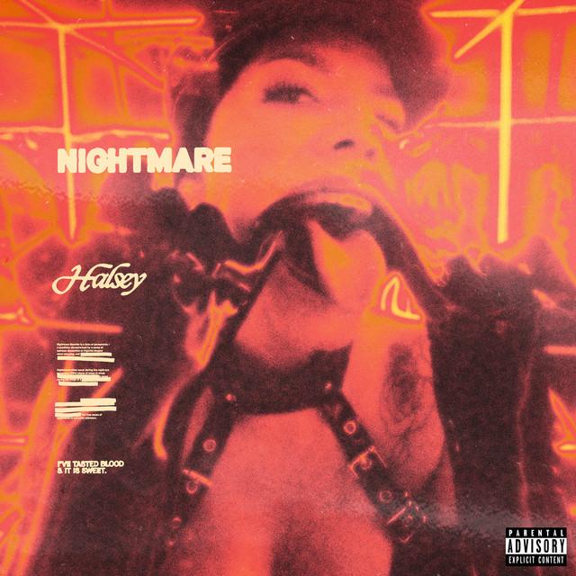 Halsey Nightmare acapella