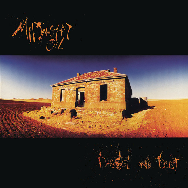 Beds Are Burning album cover