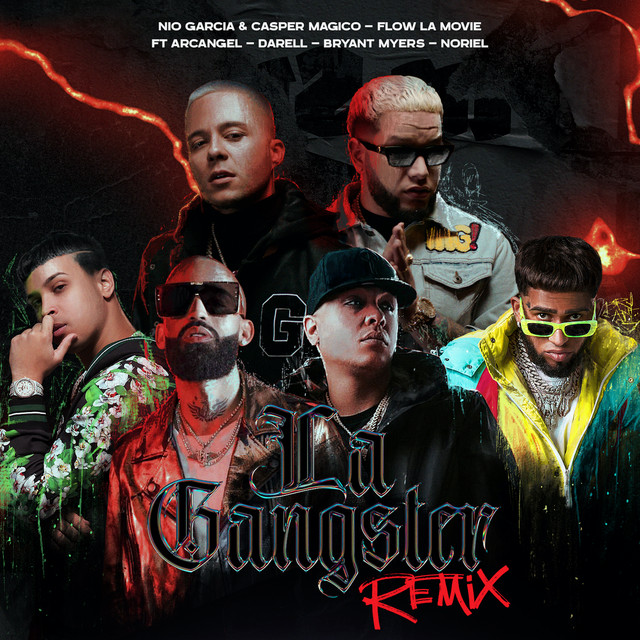 La Gangster (Remix)