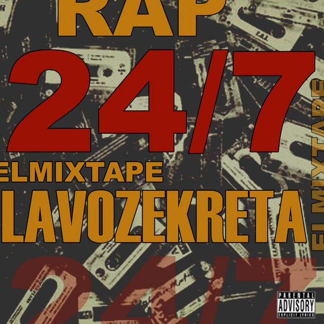 RAP 24/7 El Mixtape